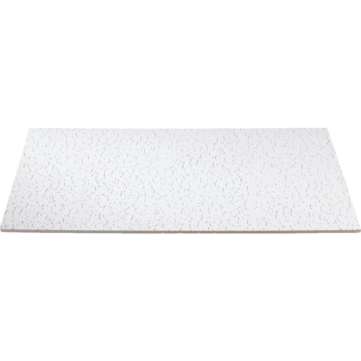 Fifth Avenue 2 Ft. x 4 Ft. White Mineral Fiber Square Edge Ceiling Tile (8-Count) Image 6