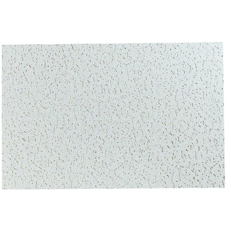 Fifth Avenue 2 Ft. x 4 Ft. White Mineral Fiber Square Edge Ceiling Tile (8-Count) Image 4