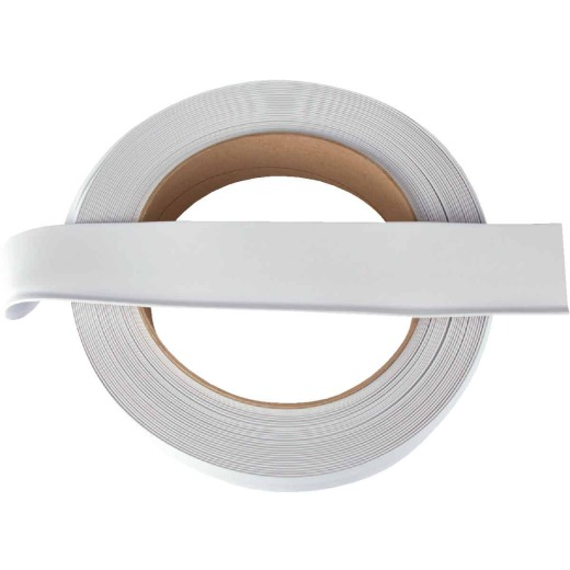 Roppe 4 In. x 120 Ft. Roll Snow White Vinyl Dryback Wall Cove Base
