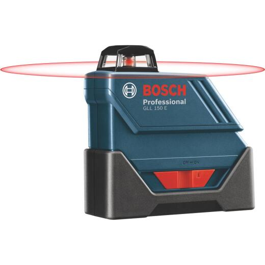 Bosch 500 Ft. Self-Leveling 360 Degree Rotary Laser Level