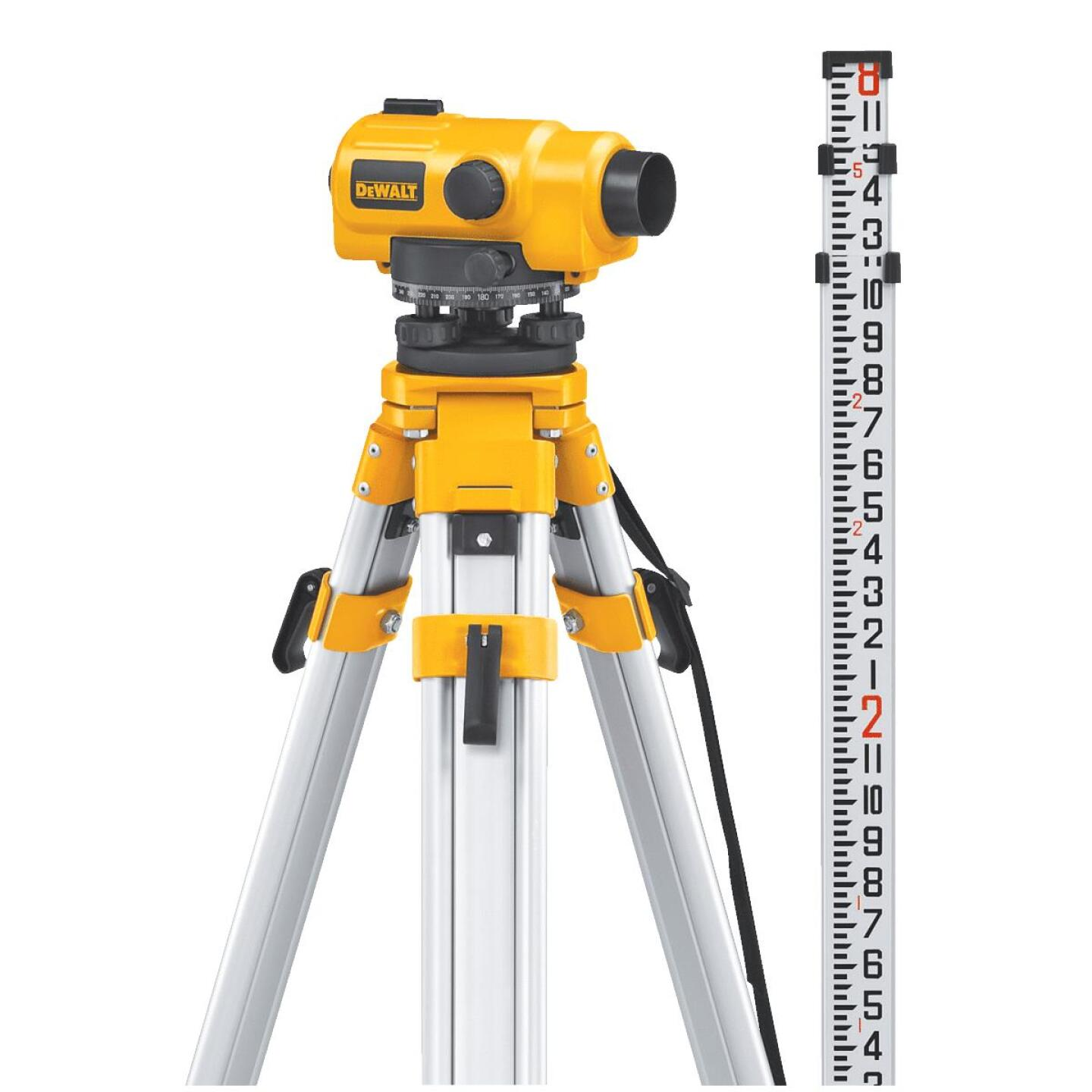 Dewalt 26x Magnifying Auto Sight Level Image 3