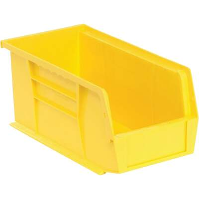 Quantum Storage Medium Yellow Stackable Parts Bin