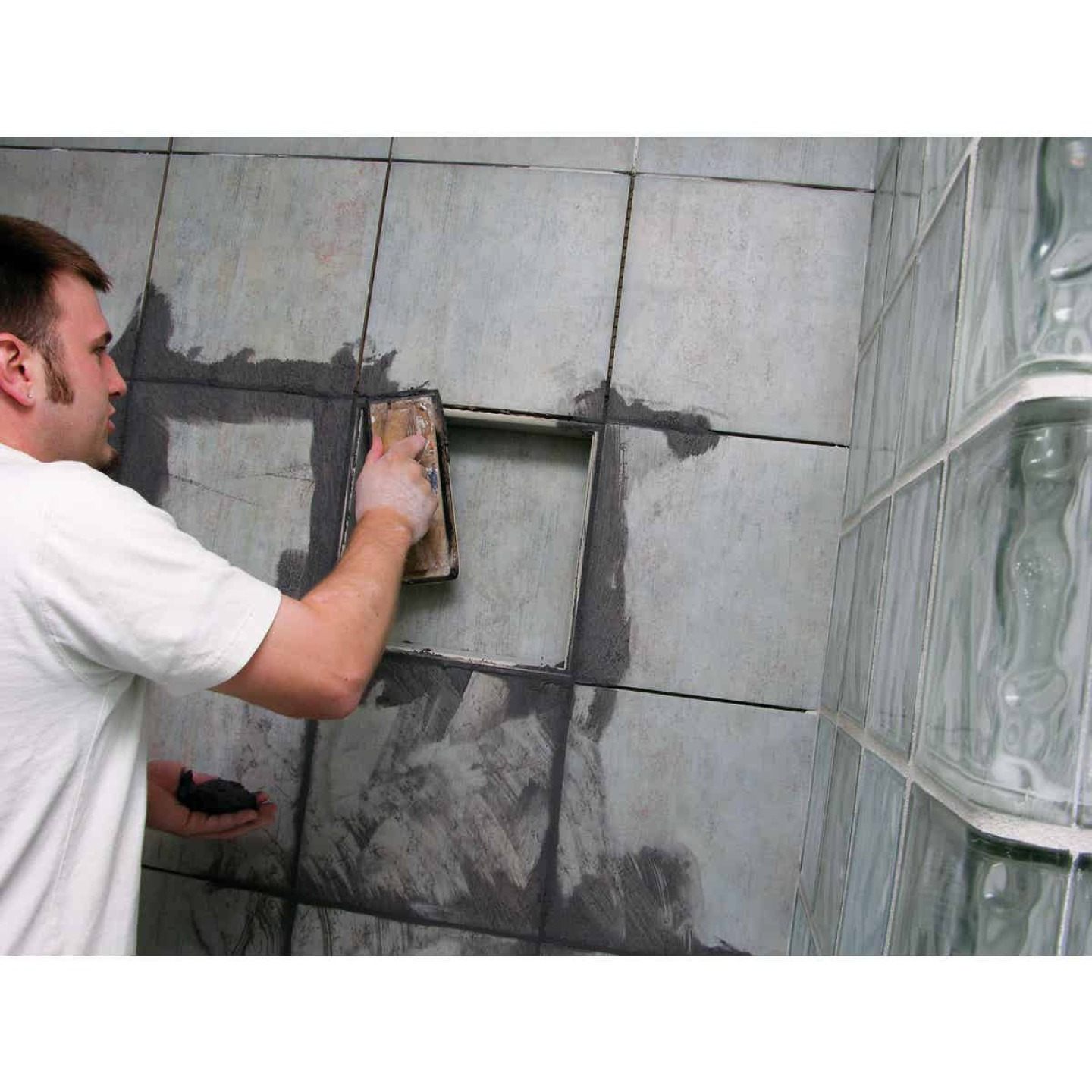 Marshalltown 4 In. x 9 In. Tile Grout Float Image 2