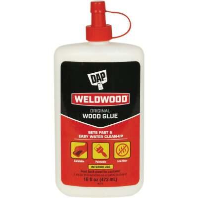 DAP Weldwood 16 Oz. Carpenter's Wood Glue