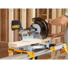 DeWalt 10 In. 15A Compound Miter Saw Image 3