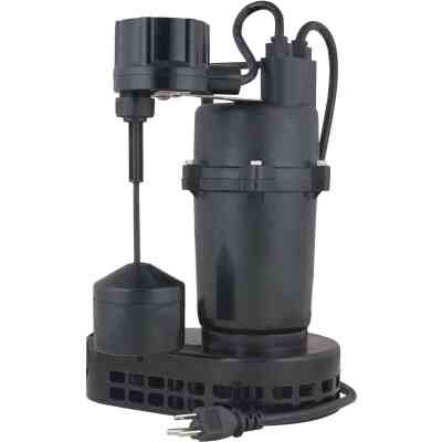 Do it 3/10 HP 115V Submersible Sump Pump