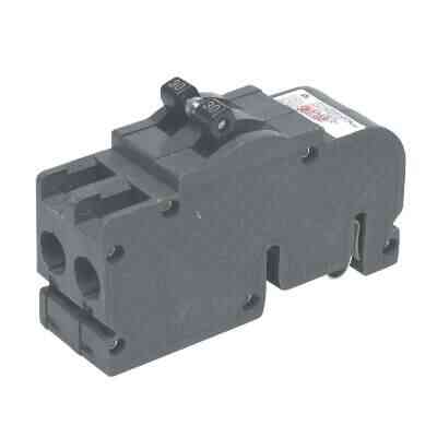 Connecticut Electric 20A Double-Pole Standard Trip Packaged Replacement Circuit Breaker For Zinsco
