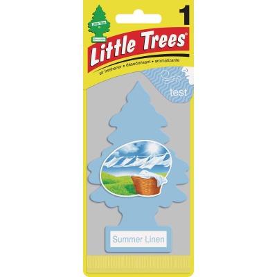 Little Trees Car Air Freshener, Summer Linen