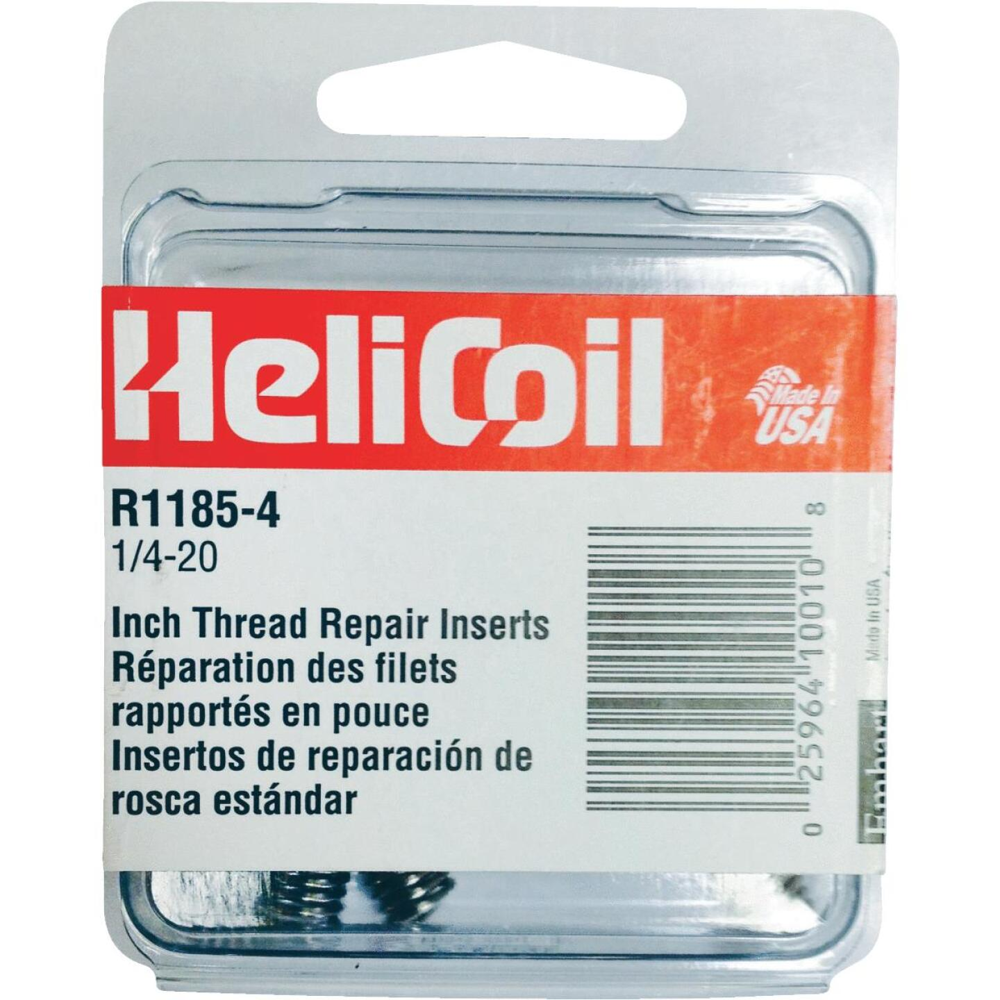 HeliCoil 1/4-20 Thread Insert Pack (12-Pack) Image 1