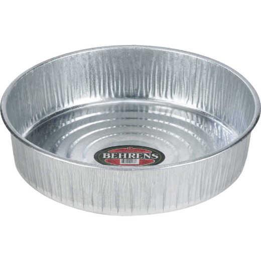 Behrens 3 Gal. Galvanized Utility Pan