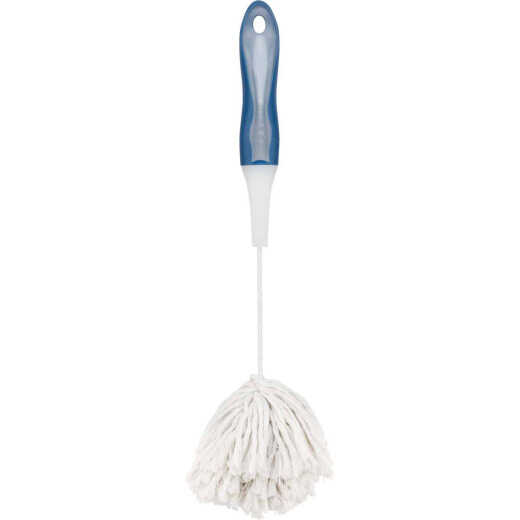 Blue Rubber Handle Dish Mop