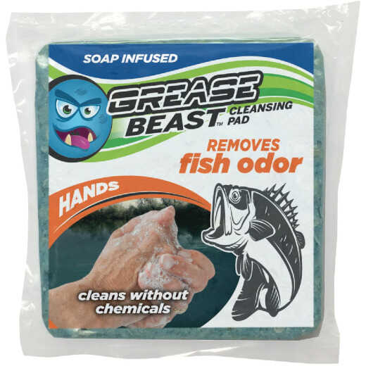 Grease Beast Hands/Fish Odor Scrubber