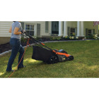 Black & Decker 20 In. 13A Push Electric Lawn Mower Image 3