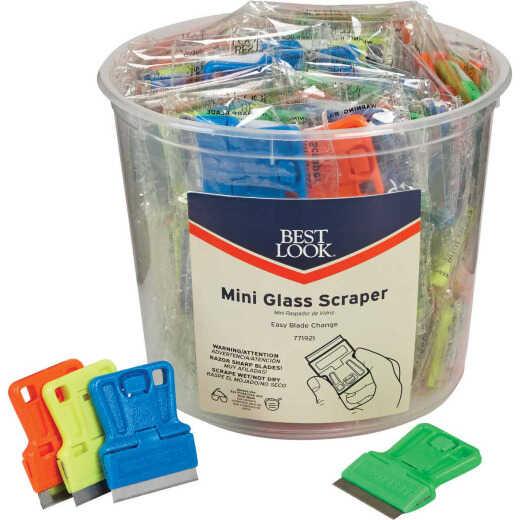 Best Look Mini Glass Razor Scraper