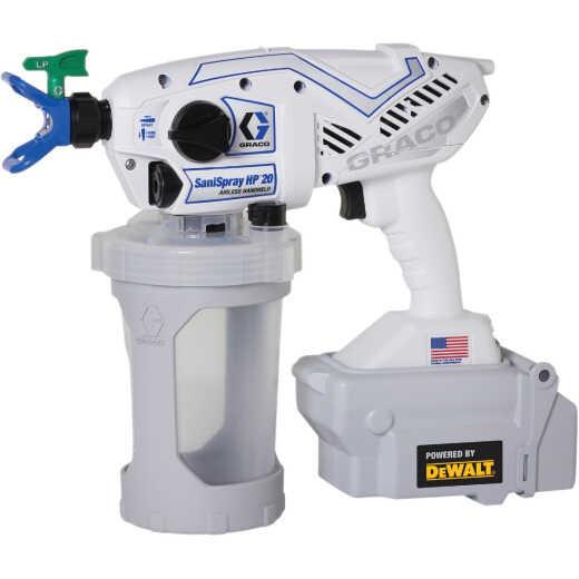 Graco SaniSpray HP20 Cordless Handheld Disinfectant Sprayer