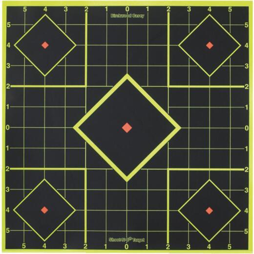 Birchwood Casey Shoot-N-C 8 In. Sight-In Paper Target
