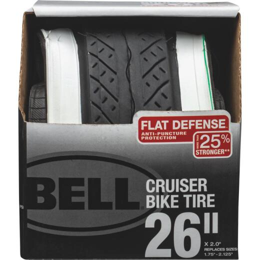 Bell 26 In. Glide Cruiser Bicycle Tire